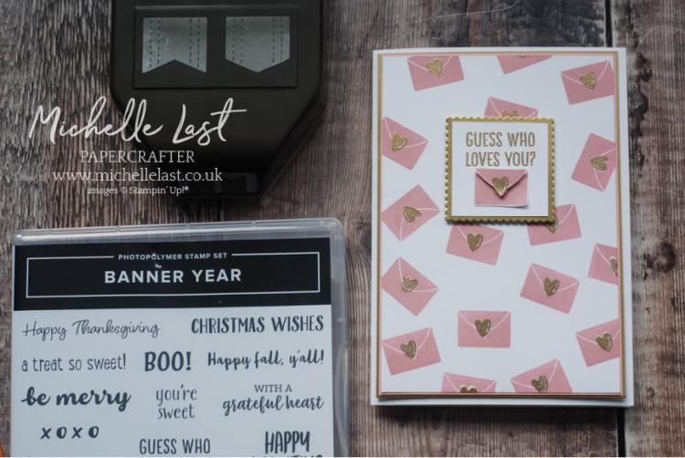 Handmade card for someone you love