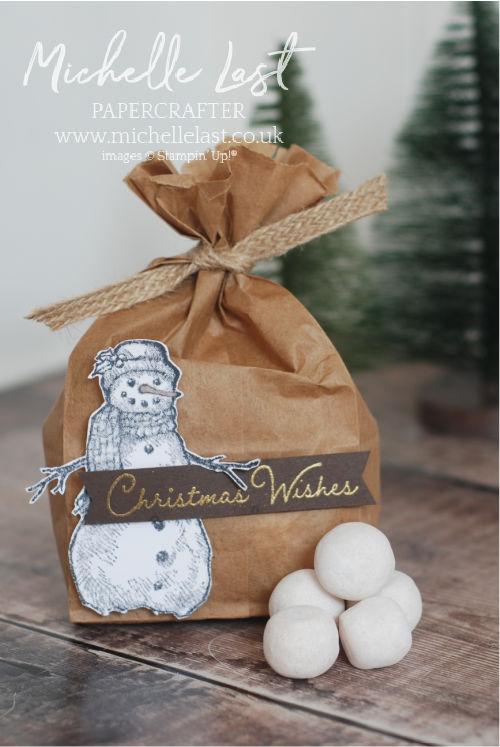 Snowballs sweet treat