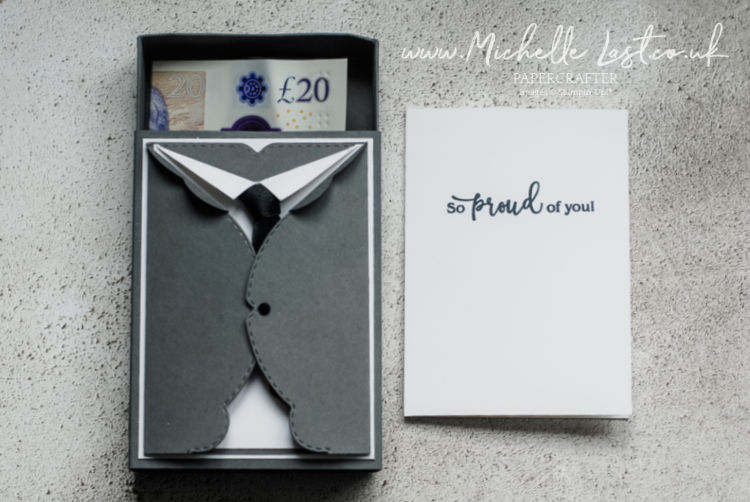 Suit Favour Box