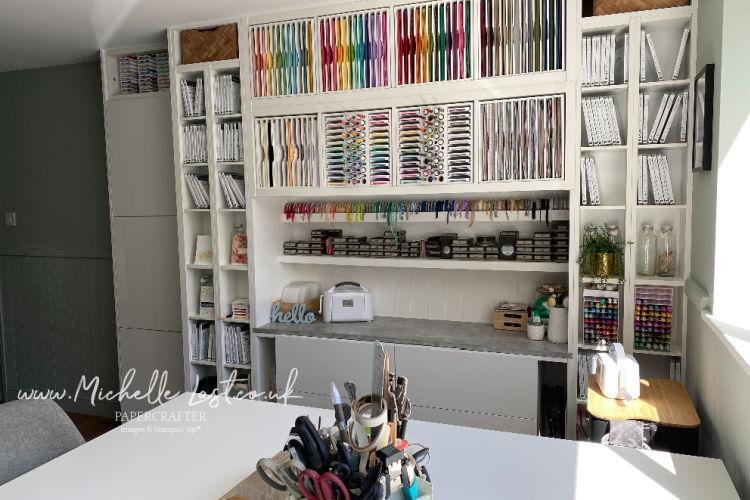 craft wall storage