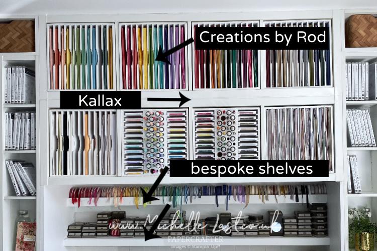 Storage for crafts