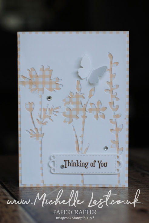Meadow Dies from Stampin Up