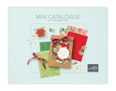 Image of stampin up catalogue