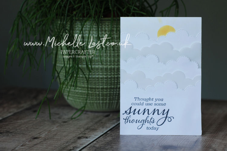 Sunny Sentiments card